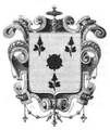 Coat of Arms for The d'Espinassy de Venel Family.png
