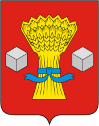 Svetloyarsky District - Image: Coat of Arms of Svetloyarsky rayon (Volgograd oblast)