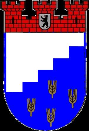 Hohenschönhausen - Sign of Hohenschönhausen