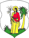 Coat of arms of Shereshevo Belarus.PNG