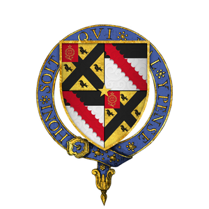 Henry Guildford - Arms of Sir Henry Guildford, KG