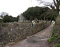 Cobbled Lane, Laugharne - geograph.org.uk - 47229.jpg