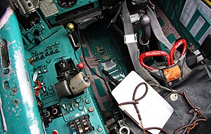 Cockpit of Mikoyan-Gurevich MiG-31 (9).jpg