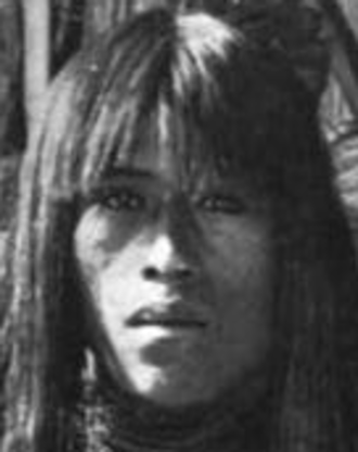 Cocopah - Image: Cocopah man American Indian Mongoloid