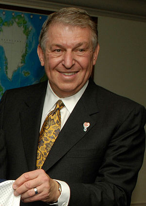 Jerry Colangelo - Jerry Colangelo is an American businessman and sports executive with the Philadelphia 76ers