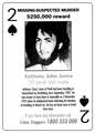 Cold case playing cards, Tony Jones, two of spades.png