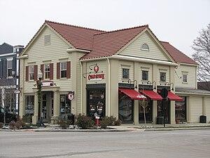 Cold Stone Creamery - Cold Stone Creamery in Hudson, Ohio.