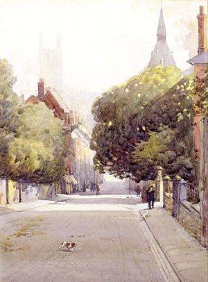 Ernest Ellis Clark - Green Lane, Derby