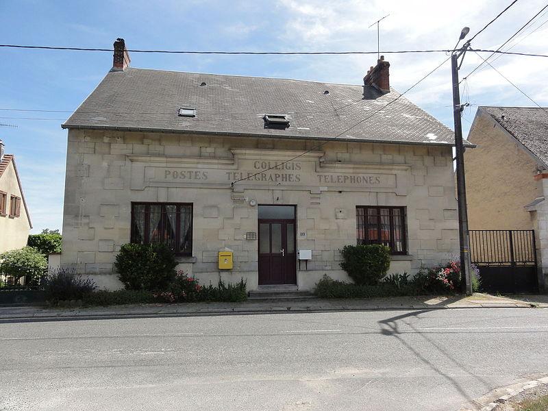 Colligis-Crandelain (Aisne) PTT à Colligis