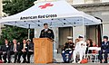 Colonel Bill Leady gives tribute (6141937406).jpg