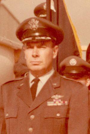 John E. Pickering - Colonel John E. Pickering, USAF