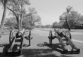 Fusilier's Reboubt Overlook, York County