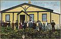 "Color post card. ""Father Duncan's residence, Metlakahtla, Alaska."" - NARA - 297272.jpg"