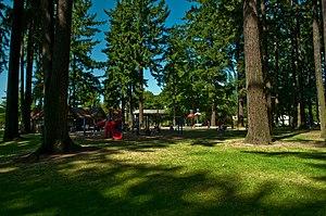 Columbia Park (Portland, Oregon) - Image: Columbia Park (Portland, Oregon)