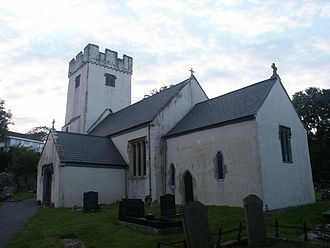 Colwinston - St Michael's Church, Colwinston