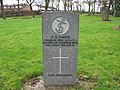 Commonwealth War Grave in Jarrow Cemetery (WW1-42) - geograph.org.uk - 1604219.jpg