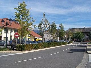 Épagny-Metz-Tessy Commune in Auvergne-Rhône-Alpes, France
