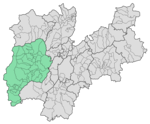 Locatio Ragulorum in provincia Tridentina