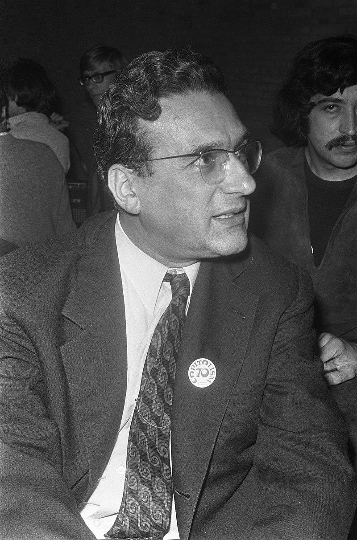 Congres over Kapitalisme in 70-er jaren in Tilburgse Hogeschool nr. 14 Herb, Bestanddeelnr 923-8345.jpg