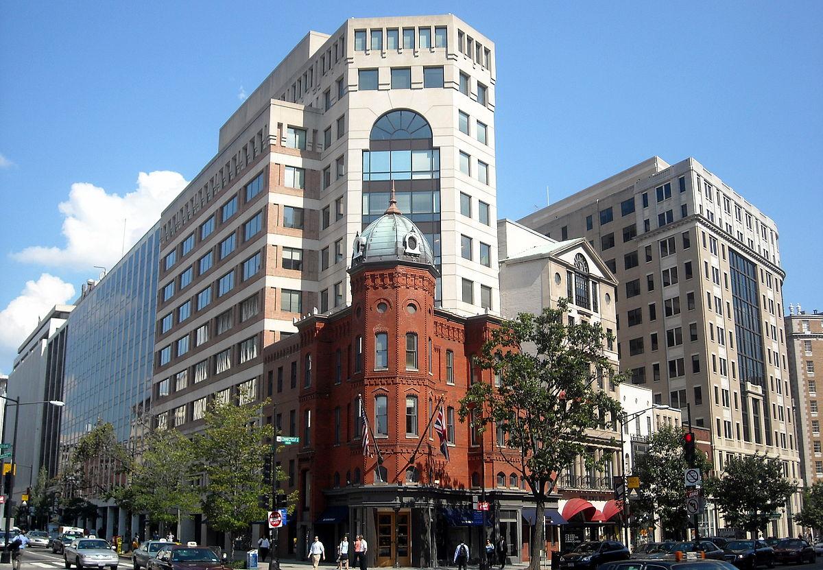 M Street Washington D C Wikipedia