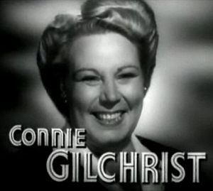 Connie Gilchrist - Gilchrist in Cry Havoc (1943)