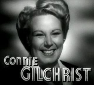 Connie Gilchrist American actress
