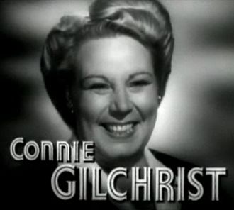 Connie Gilchrist - Gilchrist in a trailer for Cry 'Havoc' (1943)