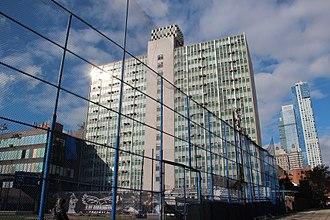 LIU Brooklyn - Conolly Residence Hall