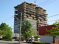 Construction at King and Parliament streets, viewed from Berkeley Street, Toronto -d.jpg