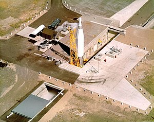 Francis E. Warren Air Force Base - SM-65E Atlas launch site