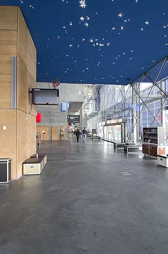 Koncerthuset - Image: Copenhagen Concert Hall 116