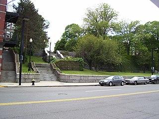 Copps Hill Terrace