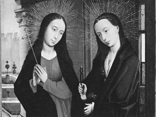 Saints Margaret and Apollonia