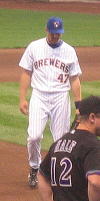 Corey Koskie on April 9, 2006.jpg
