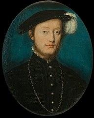 Portrait dit de Charles de Cossé, comte de Brissac