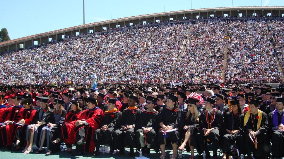 Cornell commencement 2008