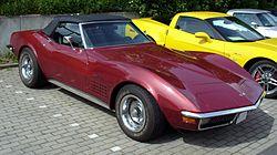 Historia del Corvette 3