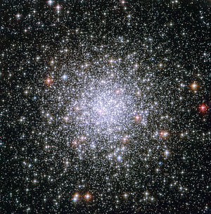 Messier 69 - Image: Cosmic riches