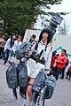 Cosplayer of Kitakami, Kantai Collection at CWT41 20151212b.jpg