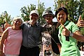 Councillor McConnel, Mihevc, Fletcher and Wong-Tam at Labour Day Parade - 2015 (21087557540).jpg