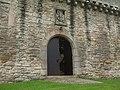 Craigmillar Castle's Door - panoramio.jpg