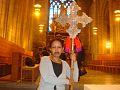 Cross in skara church,Sweden.jpg