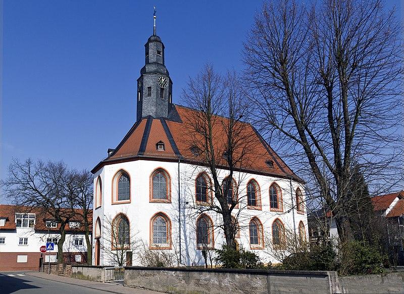 Kirche Crumstadt