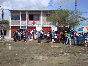 Colombian Red Cross - Colombian Red Cross Unit in Turbo, Antioquia