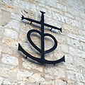 Cruz de la camarga (en francés croix camarguaise).jpg