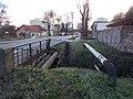 Culvert, pipelines, Ferihegyi út, 2019 Rákoskeresztúr.jpg