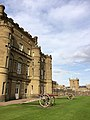 Culzean Castle and artillery.jpg