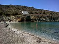 Cyclades Folegandros Agios Georghios Plage Baigneur 12092014 - panoramio.jpg