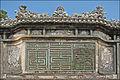 Décor du pavillon de lecture (Cité impériale, Hué) (4381971194).jpg