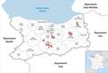 Département Calvados Gemeindeveränderungen 2019.png